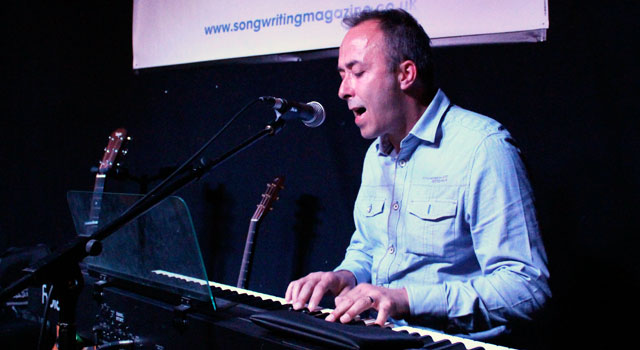 Vince Brown –Songwriting Live, Bristol