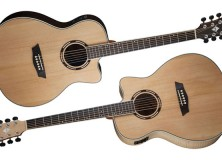 Washburn Apprentice Series acoustic guitars